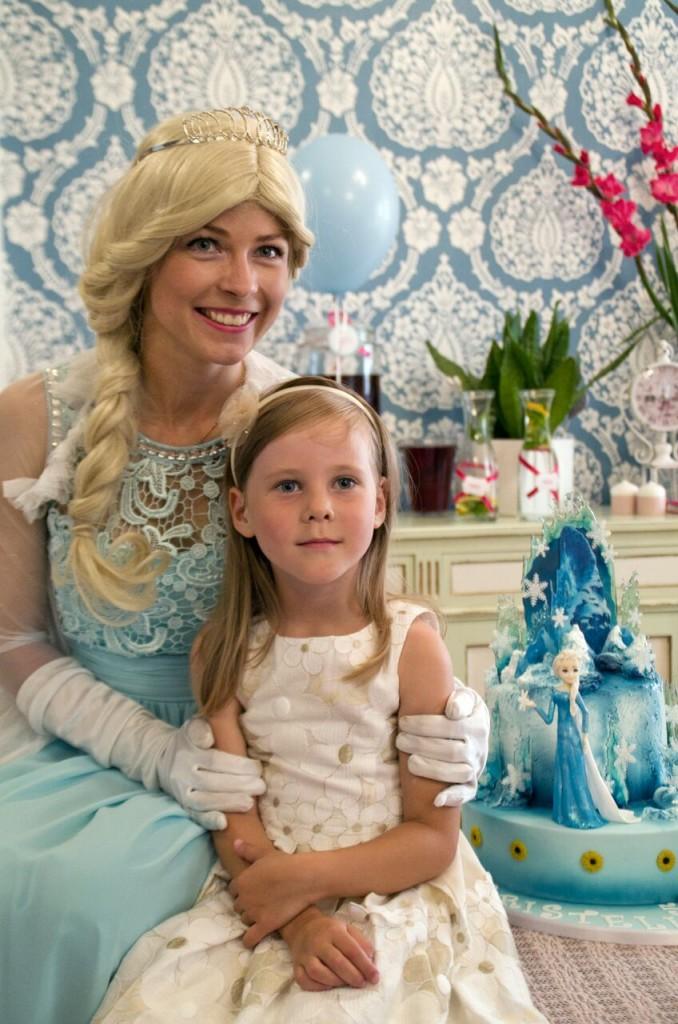 Elsa sünnipäeval 8