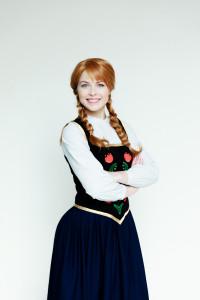 Frozen Anna (2)