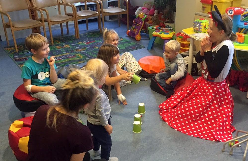10.10.2017 algas koostöö heategevusorganisatsiooni Minu Unistuste Päev eestvedamisel Tallinna Lastehaiglaga